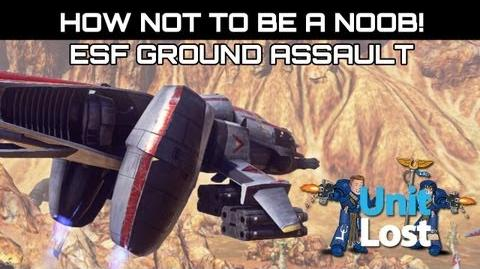 PlanetSide 2 Mosquito Reaver Scythe - Ground Assault Guide-1