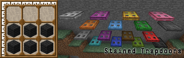 StainedTrapdoors