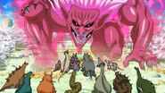 Toriko sprayed with Battle Fragrance1