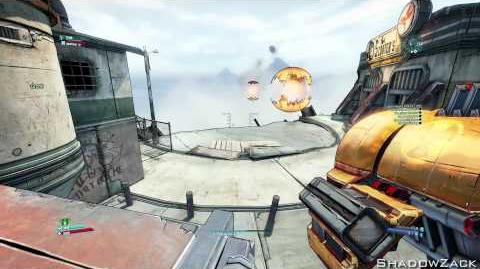 ★ Borderlands 2 - Duke Nukem Rocket Launcher + More 1080p