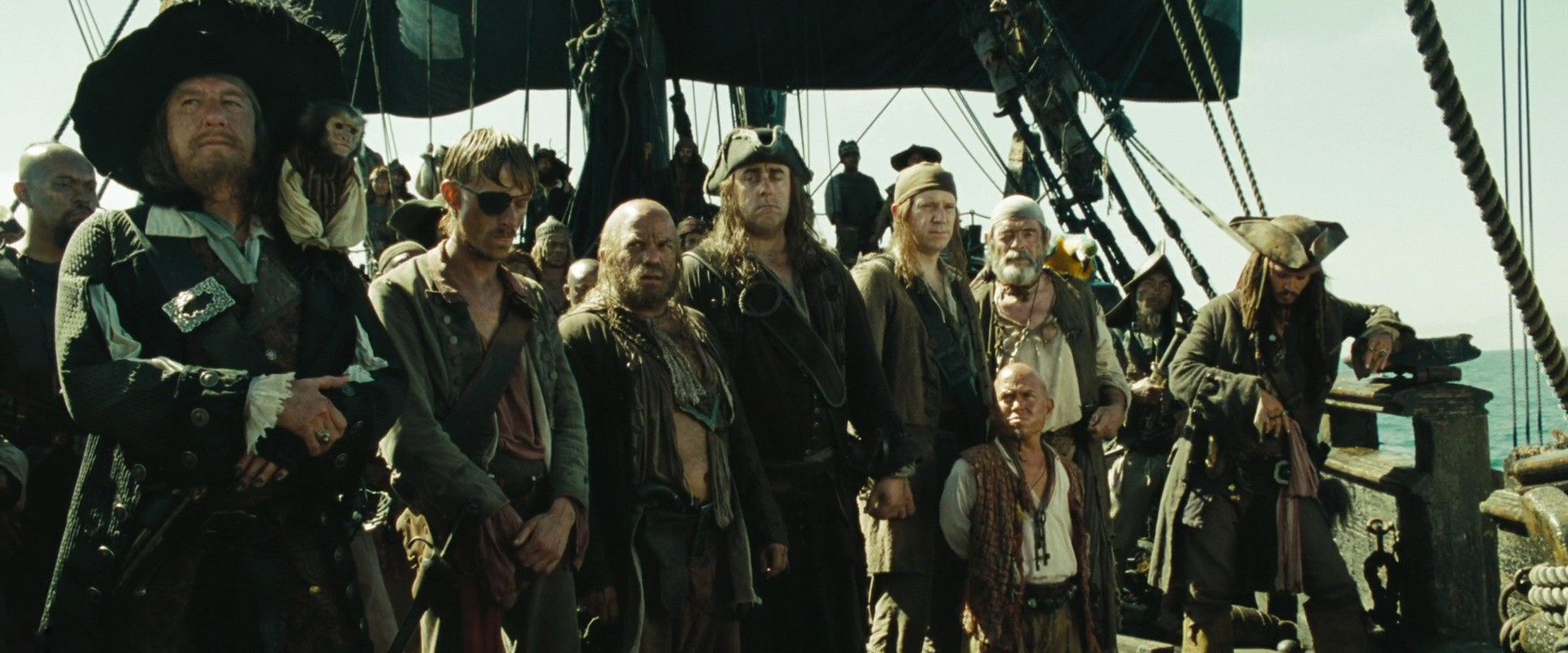 Pirates: Pirates Of The Caribbean Wiki