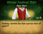 Winter Festival Shirt