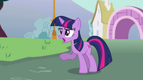 Twilight &#39;how could you do an age spell&#39; S3E05