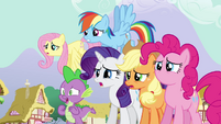 Twilight&#39;s friends worried S3E05