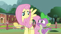 Fluttershy &#39;Of course she&#39;s good with magic&#39; S3E05