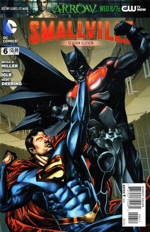 Cover for Smallville Season 11 #6