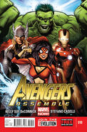 Avengers Assemble Vol 2 10