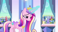 Cadance tired S3E01