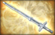 Big Star Weapon - Areus's Sword