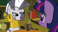 Zecora &#39;If you train with me&#39; S3E05