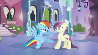 Rainbow Dash &#39;Gotta know something&#39; S3E1
