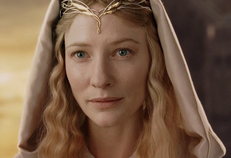 Galadriel - Lord of the Rings Wiki Cate Blanchett Wikipedia