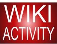 WIKI ACTIVITY