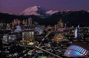 Alaska 24th century, remastered