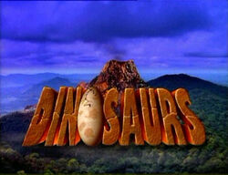 Dinosaurs intertitle
