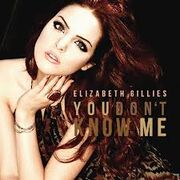 Liz Gillies You Don&#39;t Know Me
