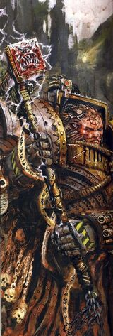 Primarch Perturabo