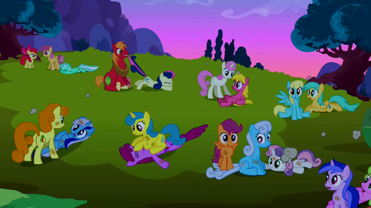 Cherry Berry - My Little Pony: La Magia de la Amistad Wiki
