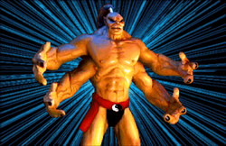 Goro Mortal Kombat