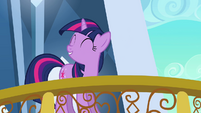 Twilight &#39;Hear ye&#39; S3E1