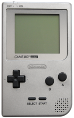 Game Boy Pocket (Model)