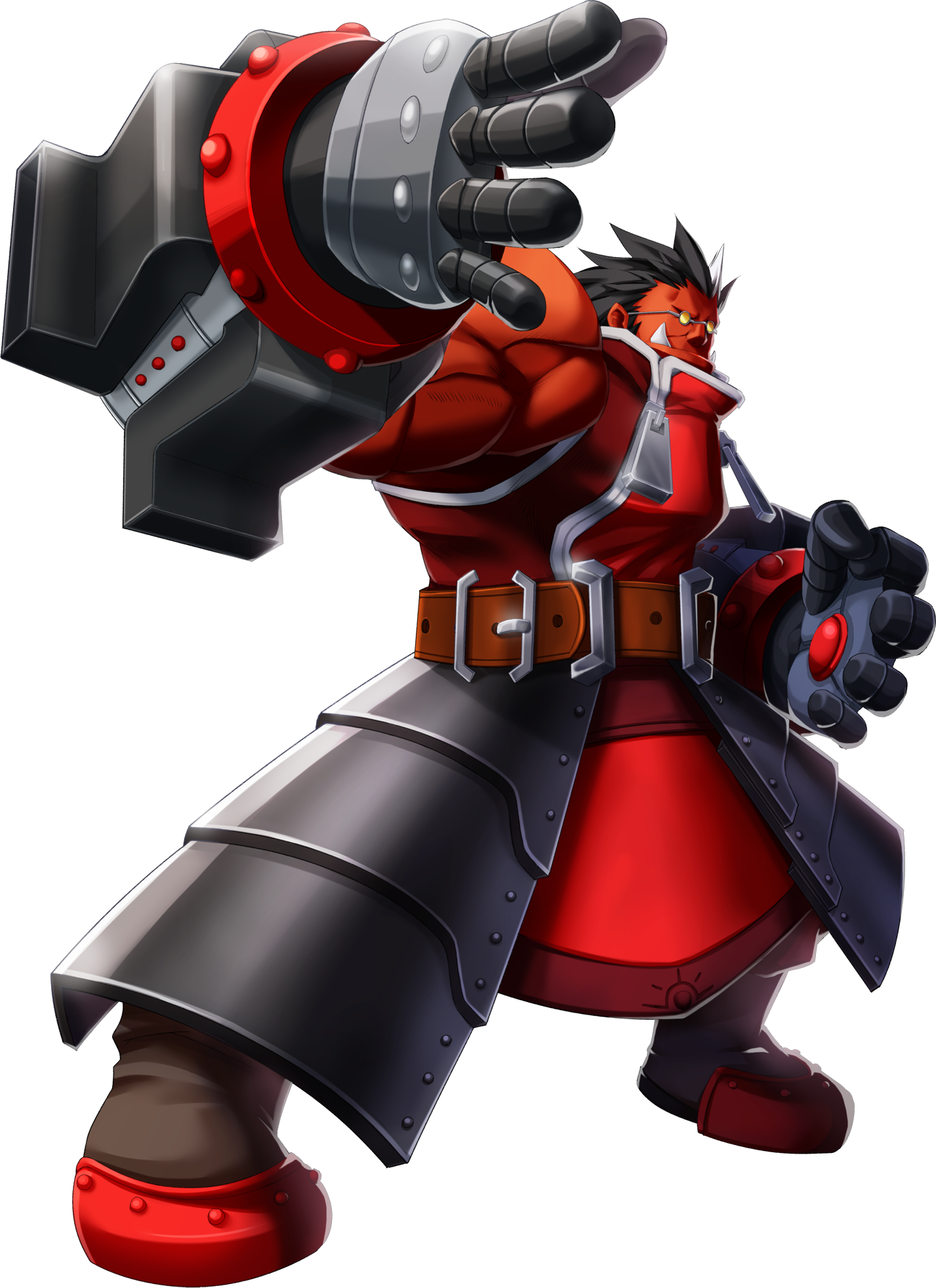 iron tager how tall
