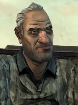 Larry Video Game Walking Dead Wiki