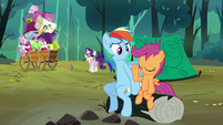 Scootaloo &#39;Nope&#39; S3E6