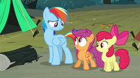 Scootaloo &#39;Of course!&#39; S3E06