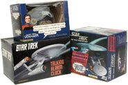 Wesco Star Trek Talking Clocks