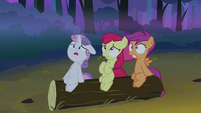 CMC scared S3E06