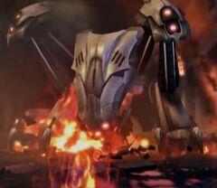 XCOM(EU) Sectopod Rises