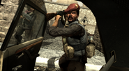 Rifle Melee The Coup CoD4