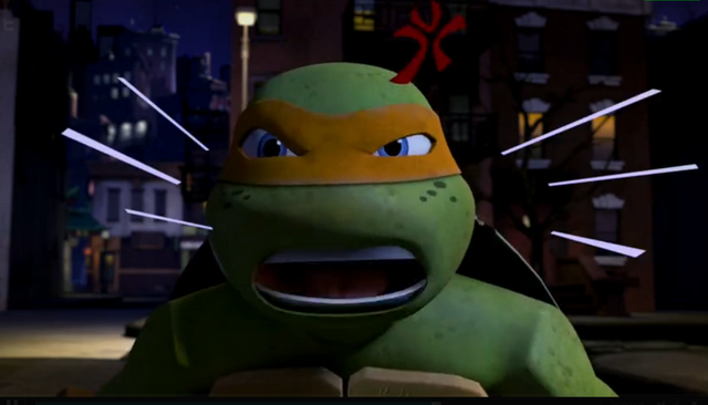 تصویر: http://images2.wikia.nocookie.net/__cb20121213205458/tmnt/images/thumb/4/4b/%22You're_not_listening_to_me!%22.png/640px-%22You're_not_listening_to_me!%22.png