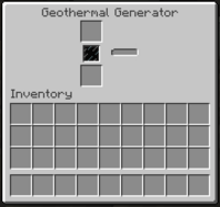 Geothermal Generator GUI