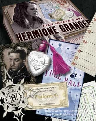 Hermione Granger&#39;s possessions