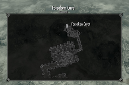 Forsaken Crypt Maplocation