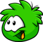 GREENpuffle