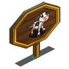 Vosges Calf Mastery Sign-icon