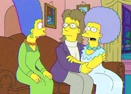 Where the dykes are my favorite lesbian characters - Marge simpson nud ...