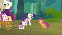 Scootaloo &#39;d-do you need a little help&#39; S3E06