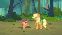 Scootaloo &#39;just thought I heard something&#39; S3E06