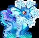 Dragón Copo de Nieve Fase 1