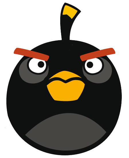 Bird Bombs Bomb Angry Birds Wiki Clipart