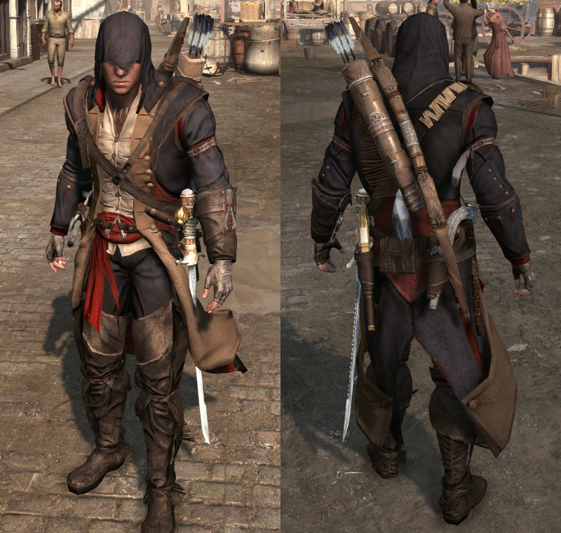 What is your favourite Assassin's Creed IV outfit ...