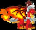 Dragón Medieval Fase 2