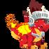 Dragón Medieval Fase 1