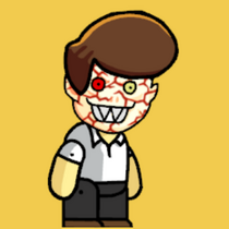 Bloody Face Scribblenaut