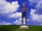 Tasha Yar Hologramm