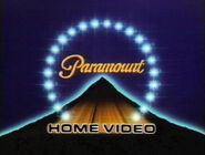 Paramount Home Video logo